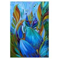 Batik Wall Art | Batik Wall Decor