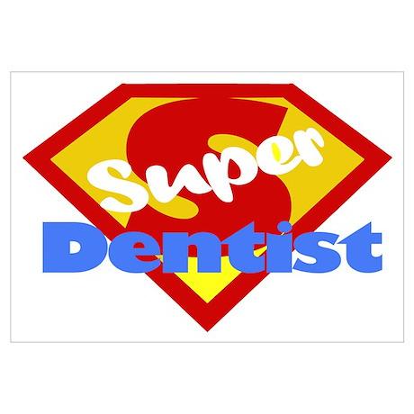 Funny Dentist Dental Humor Wall Art Canvas Art