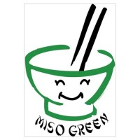 Miso Green Wall Art Framed Print