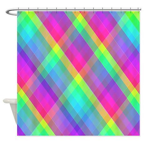 ColorfulFun Curtains Shower Curtain by homestylez