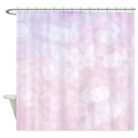 Light Pink Shower Curtains
