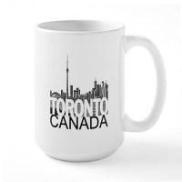 Toronto Coffee Mugs | Toronto Travel Mugs - CafePress