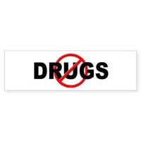 Anti Drug Bumper Stickers | Car Stickers, Decals, & More