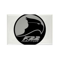 F 22 Raptor Magnets | F 22 Raptor Refrigerator Magnets ...