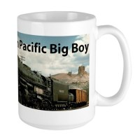 Big Boy Coffee Mugs