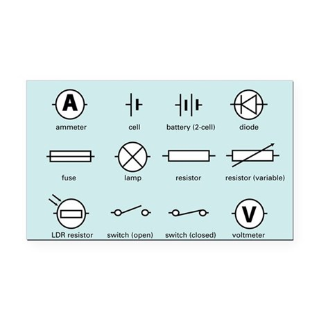 Auto Electrical Wiring Diagram Symbols