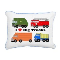 Truck Pillows, Truck Throw Pillows & Decorative Couch Pillows