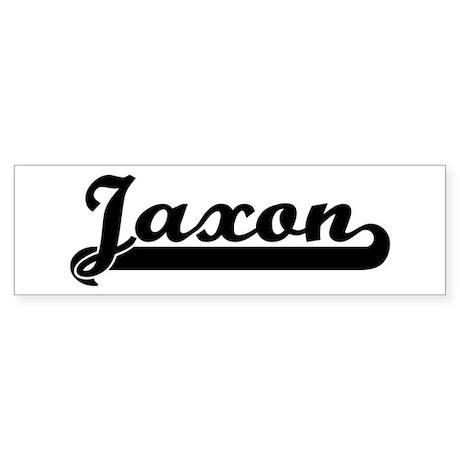 Jaxon Name Stickers Jaxon Name Sticker Designs Label