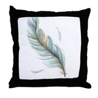 Feather Pillows, Feather Throw Pillows & Decorative Couch ...