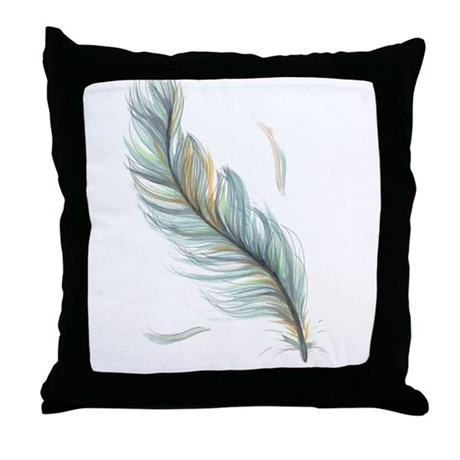 Feather Pillows Feather Throw Pillows  Decorative Couch