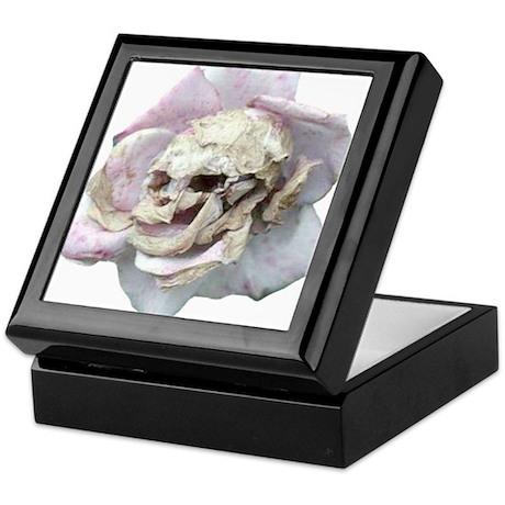 Skull Rose Keepsake Box by listing-store-70693437
