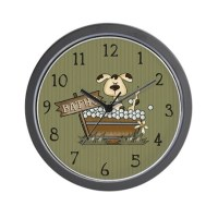 bathroom wall clocks - 28 images - bathroom waterproof ...