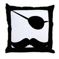 Stache Pillows, Stache Throw Pillows & Decorative Couch ...