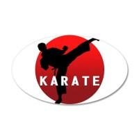 Karate Wall Decals | Karate Wall Stickers & Wall Peels