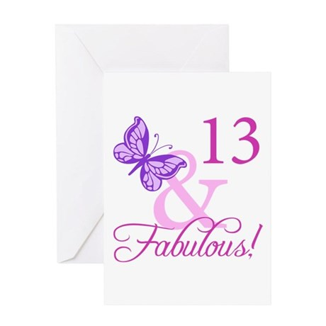 Thirteenth Birthday Greeting Cards Card Ideas Sayings