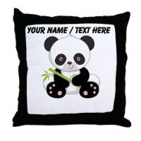 Panda Pillows, Panda Throw Pillows & Decorative Couch Pillows