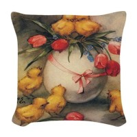 Easter Chick Pillows, Easter Chick Throw Pillows ...