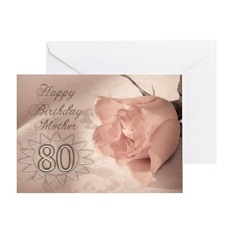 80Th Birthday 80th Birthday Greeting Cards CafePress
