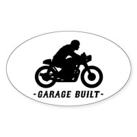 Cafe Racer Bumper Stickers | Car Stickers, Decals, & More