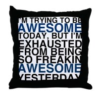 Awesome Pillows, Awesome Throw Pillows & Decorative Couch