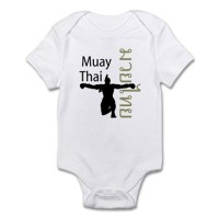 Muay Thai Baby Clothes & Gifts | Baby Clothing, Blankets ...