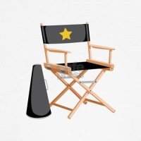 Director Chair Classic Thong by Hopscotch6