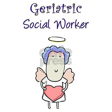 Geriatric Social Worker Mug by keepwalking