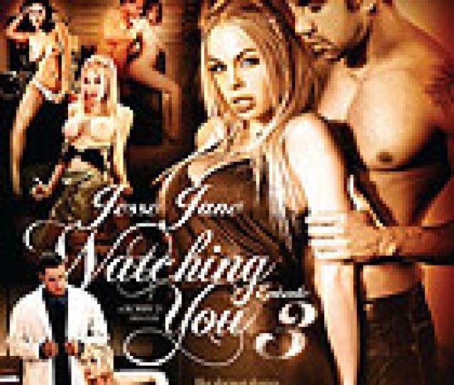 Jesse Jane Watching You 3 Dvd Blu Ray Combo Pac