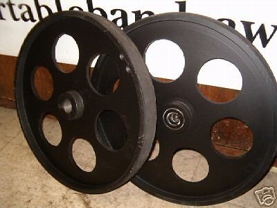 Band Saw Wheels