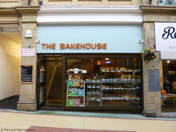 The Bakehouse, Imperial Arcade
