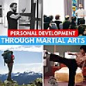 Personal Development through Martial Arts Podcast