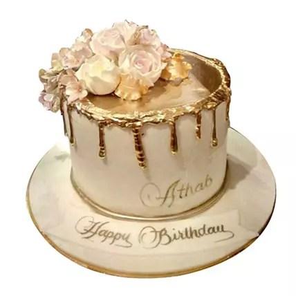 Designer Cakes Online Fondant Cakes Shop In Dubai Ferns N Petals