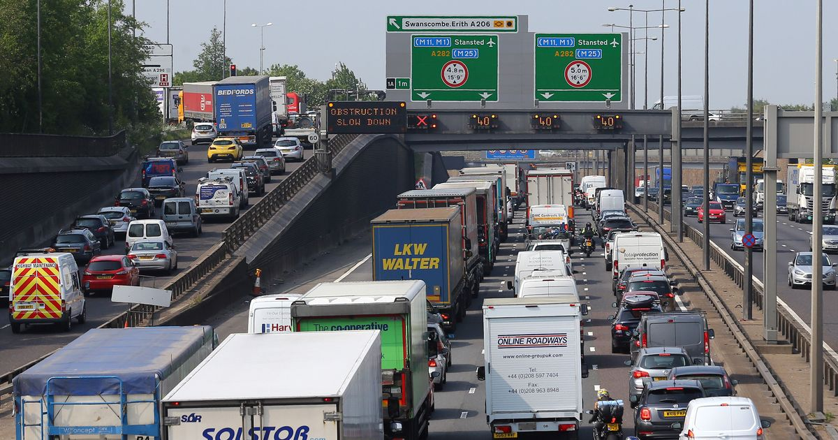 UK is Europes third most traffic congested country study