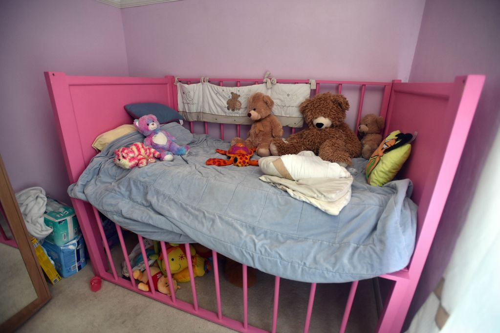 PICTURES Adult baby fetish nursery is open for business