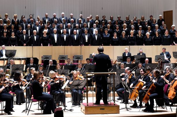 The Royal Liverpool Philharmonic Orchestra and Choir