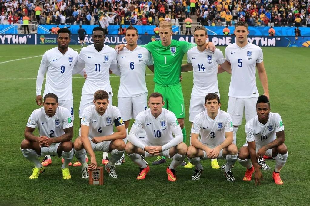 四位英格蘭國家隊既未來新星 | 隨心寫足球 | 球迷世界 - fanpiece