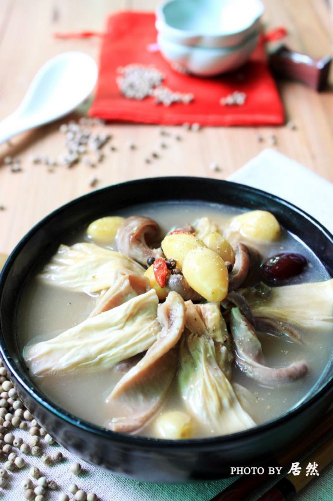 【胡椒豬肚湯】 如何煲出一碗上好的豬肚湯(附圖解豬肚清洗方案)_豬肚湯_淘居然的日志_美食天下