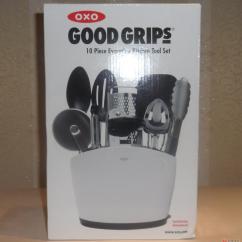 Oxo Kitchen Utensils Cabinet Organizing Ideas 康宁oxo厨房用具10件组 八月小水的日志 美食天下 康宁oxo厨房用具10