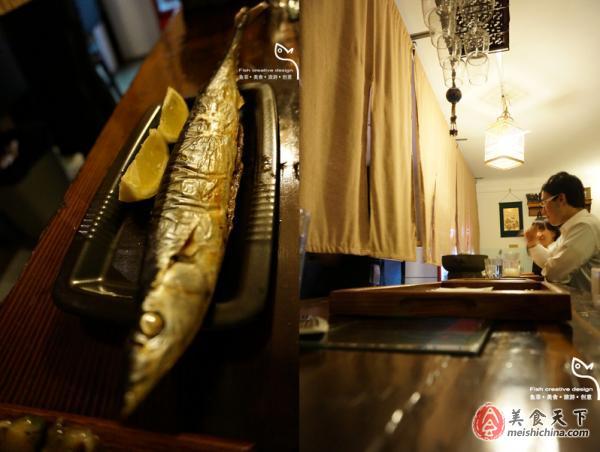 wood table kitchen paint colors for walls 鱼菲探店——深夜食堂_深夜食堂_鱼菲的日志_美食天下
