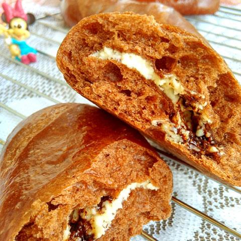 巧克力面包的做法大全_巧克力面包的家常做法_怎么做好吃_圖解做法與圖片_專題_美食天下