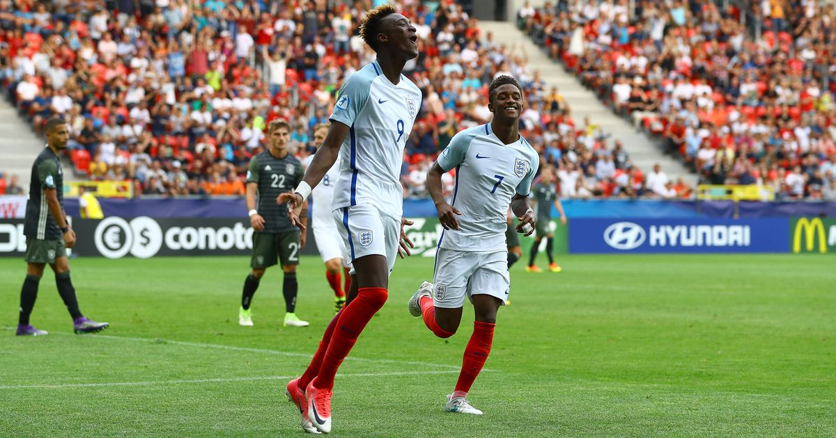 England U21 2-2 Germany U21 live score and goal updates from the ...