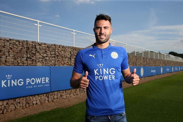 Image result for vicente iborra leicester