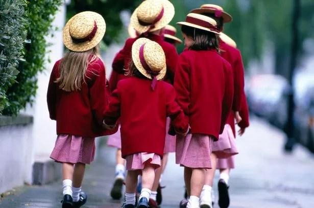 Private schoolchildren