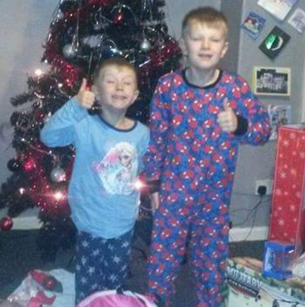 Tegan, pictured wearing a Frozen pyjama top, was taken to the doctor's aged seven and referred to a gender identity clinic