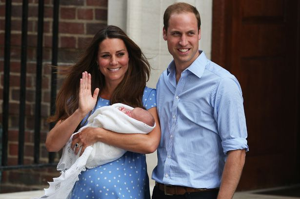 Prince William will have to leave dad duties for a while