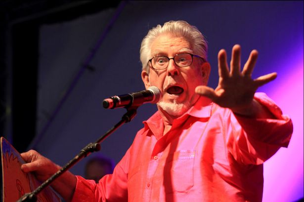 More claims: Rolf Harris faces new historic sex allegations