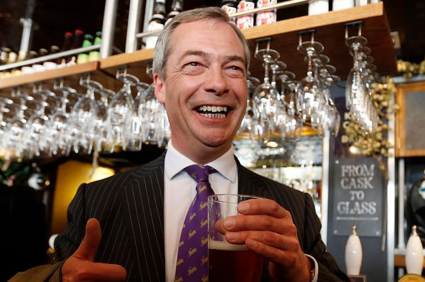 Farage is accused of being a 'control freak'