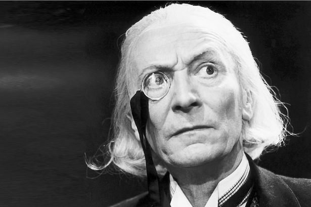 The Fall Bbc Wallpaper Doctor Who William Hartnell Didn T Want To Play Doctor