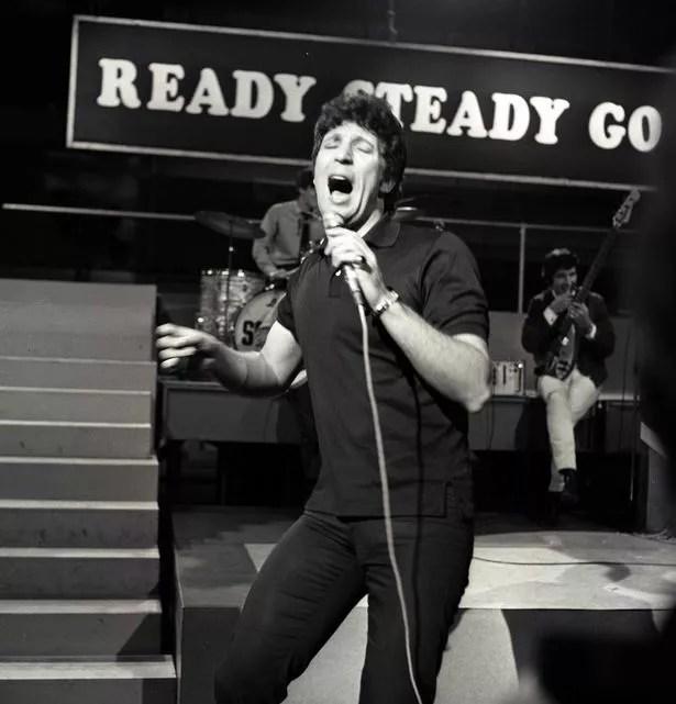 Tom Jones on Ready Steady Go