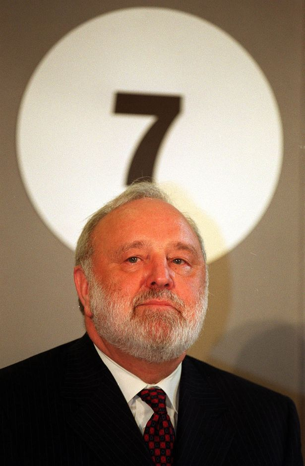 Labour Mayoral candidate Frank Dobson during a Press Conference held